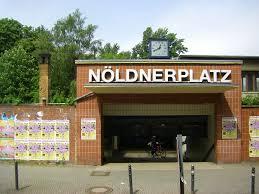 Gare de Berlin Nöldnerplatz