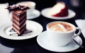 Image result for coffee and cake