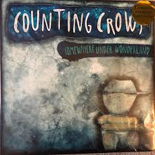 <b>Counting Crows</b> – <b>Somewhere</b> Under Wonderland (2017, Blue ...