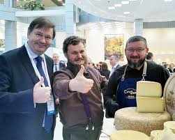 Russian Cheese Makers Have Proven That Domestic Cheese May ...