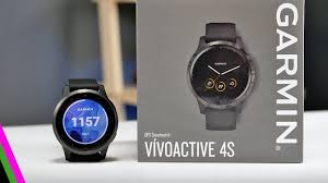 <b>Garmin vívoactive 4S</b> First Impressions // Activities, Menus ...
