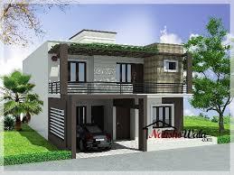 D Front Elevation Design  Indian Front Elevation  Kerala Style     Duplex House Design NEWS jpg