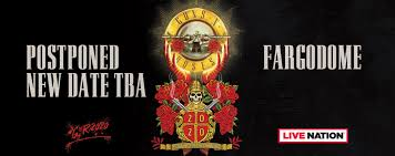 <b>Guns N</b>' <b>Roses</b> 2020 Tour - POSTPONED
