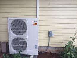 Mitsubishi Ductless Heat Pump Photo Gallery