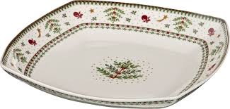 <b>Салатник Lefard Christmas Collection</b>, T2539J-12D238, 33 х 33 см ...