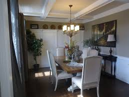 Paint Color In Dining Room Kings Canyon Grey Glidden A At - Dining room paint colors 2014
