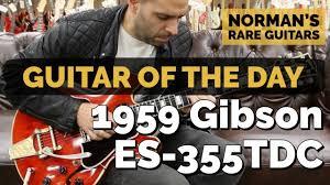 <b>Guitar</b> of the <b>Day</b>: 1959 <b>Gibson</b> ES-355TDC | Norman's Rare <b>Guitars</b> ...