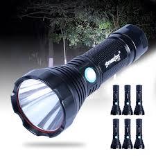 <b>4</b>-<b>Mode</b> SST40 Light Flashlight LED Torch 26650 <b>USB</b> ...