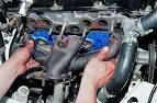 Замена прокладки коллектора инжектор ваз 2115