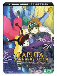 Laputa; Castle In The Sky (1986) (Anime Movie)