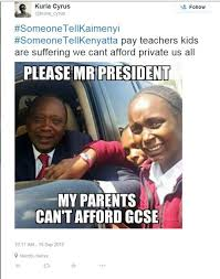 Kenyans tear Kaimenyi over schools closure - Daily Nation via Relatably.com