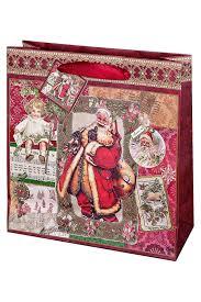 Подарочный пакет Mister Christmas арт BR-PB-12/W15101533693