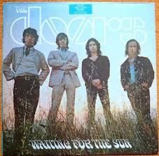 <b>The Doors</b> - <b>Waiting</b> For The Sun LP - Smekkleysa SM // BadTaste SM