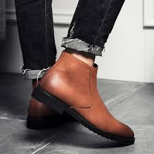 best top <b>men high</b> leather boot list and get free shipping - a312