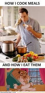 cooking memes via Relatably.com