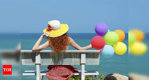 <b>7</b> relaxing colors and how they affect your mood! - Times of India