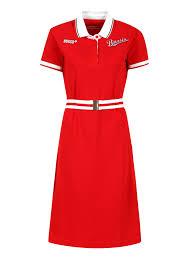 <b>Bosco</b> Sport красное платье-<b>поло</b> из хлопка (41697) купить со ...