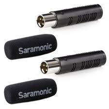 Купить комплект направленных <b>микрофонов Saramonic SR-AXM3</b>