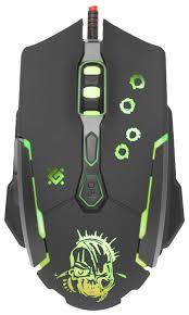<b>Мышь Defender Killer GM-170L</b> Black USB — купить по выгодной ...
