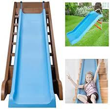 The Magic Toy Shop Kids Slide <b>2 in 1</b> Indoor & <b>Outdoor</b> All Weather ...