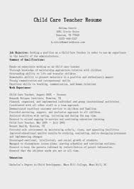 child care director resume child care worker resume sample child resume for childcare