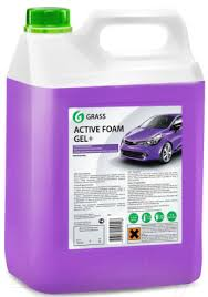 <b>Grass Active</b> Foam Gel+ / <b>113181</b> (6кг) <b>Автошампунь</b> купить в Минске