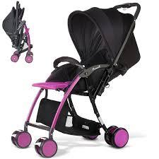 2019 <b>Lightweight 5.4KG</b> Baby Stroller, Aluminium Alloy Frame Baby ...