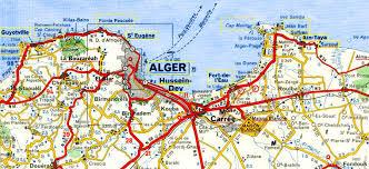 Alger - les plages