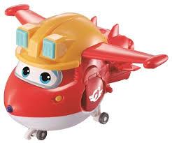 Купить <b>Super Wings Трансформер Джетт</b> (команда Строителей ...