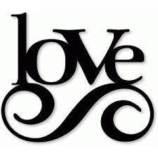 Love swirl | Надписи, Трафарет для торта, Трафареты