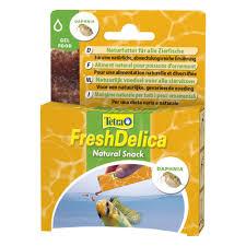 <b>Корм</b> натуральный желе <b>дафния Tetra FreshDelica</b> Daphnien 48гр