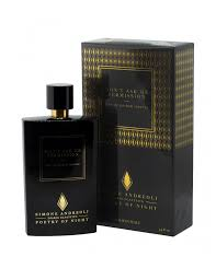 <b>Simone Andreoli Don't ask</b> me permission perfume