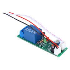 LHCER <b>JK11</b>-<b>PB Time Delay</b> Relay Module Timer Relay Board 5V 0 ...
