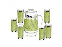 """<b>Набор питьевой Luminarc</b> """"Plenitude Green"""", 7 предметов ..."""