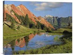 buy feng shui wall art photo red mountain gets its color from iron ore at wwwexplosionluckcom buy feng shui feng