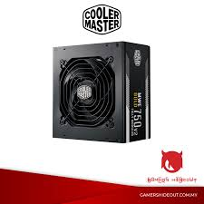 <b>COOLER MASTER</b> V GOLD V2 650W <b>FULL</b> MODULAR POWER ...