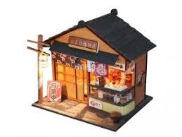 <b>Сборная модель DIY House</b> Бакалейная лавка D035 9-58-011389 ...