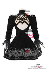 <b>Costumes</b> 2 <b>Dress</b> Cosplay <b>Outfit Costume</b> Gown Suit NieR ...