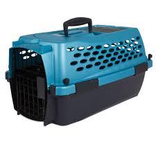 """Petmate Blue Vari <b>Fashion Dog</b> Kennel, 19"""" L X 12.3"""" W X 10.8"""" H ..."""
