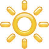 Image result for light emoji