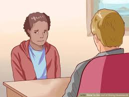 Image titled Get out of Doing Homework Step   wikiHow