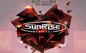 Sunrise Festival 2014 - piątek (25.07.2014) -  R3hab