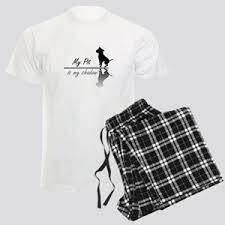 American <b>Pit Bull Terrier Men's</b> Pajamas - CafePress