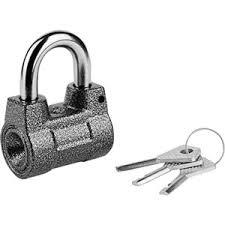 <b>Замок навесной</b>, <b>дисковый</b> механизм секрета, ВС2-4А - Прокрепеж