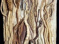 art-tecstili: лучшие изображения (132)   Текстильная ювелирные ...