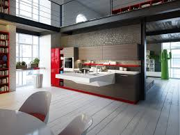lovely modern kitchen flooring captivating kitchenlovely modern kitchen interior design ideas images of on proper