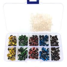 Aliexpress.com : Buy Wholesale <b>100 Pcs</b>/<b>50 Pairs</b> 5 Colors Mix 8mm ...