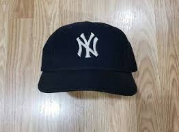 Vintage <b>New Era</b> New York Yankees сделано в США шерсть на ...