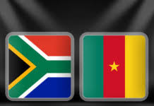 Image result for logo South Africa vs Cameroon