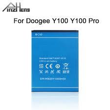 PINZHENG New <b>Original</b> Mobile Phone <b>Battery For Doogee</b> DG800 ...